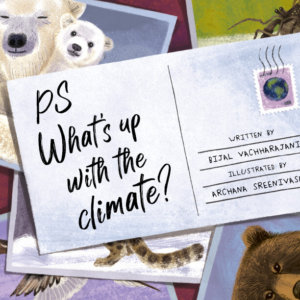 Whats up with the climate by Pratham Books