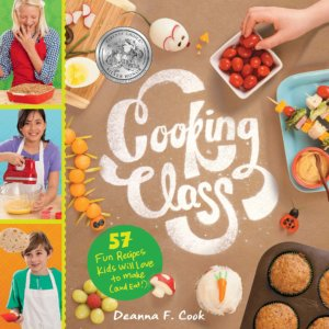 Cooking class cookbooks for kids