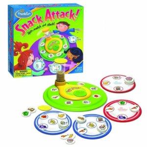 Snack Attack Board Game
