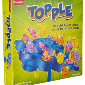 Topple Board Game