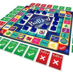 Baffled Board Game