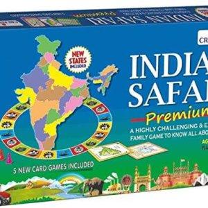 Indian Safari Board Game