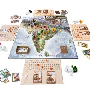 Bharata Board Game
