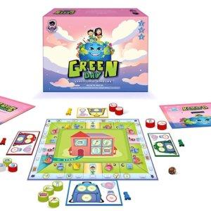 Green Day Board Game