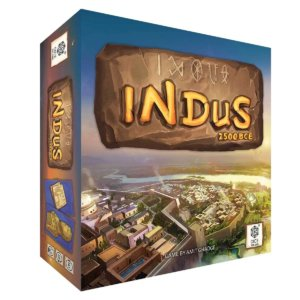 Indus Board Game