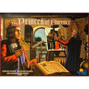 Prince of Florence Board Game