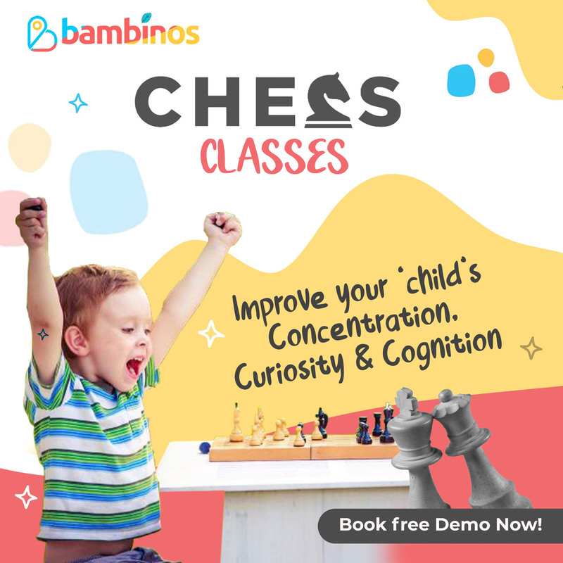 Chess for Juniors Cover Image