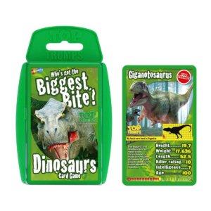 Trump cards - Dinosaurs