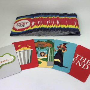 Story time Travel cards