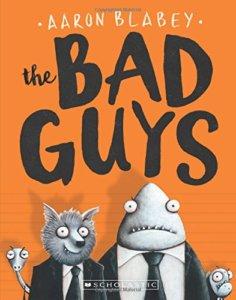 Graphic novel - The Bad Guys