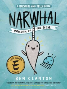 Graphic novel - Narwhal