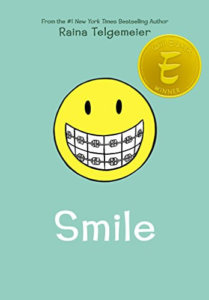 Graphic novel - Smile