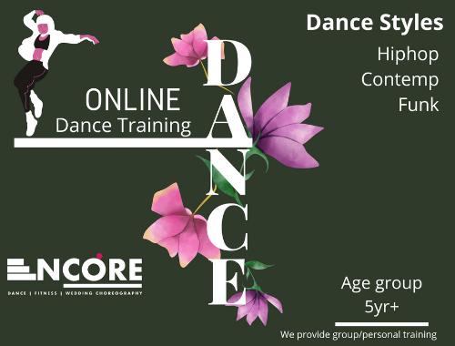 Encore Online Dance Classes for Kids Cover Image
