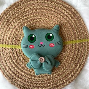 Adorable Kids Cat Cartoon Character Rakhi