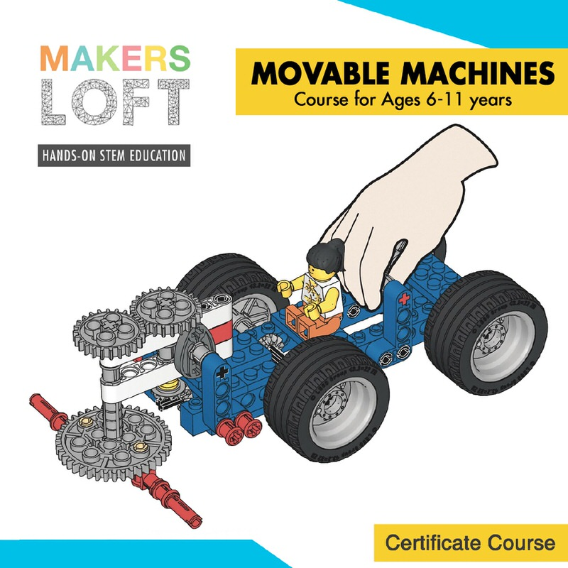 Movable Machines Course by MakersLoft Cover Image