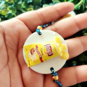 Food miniature Rakhis