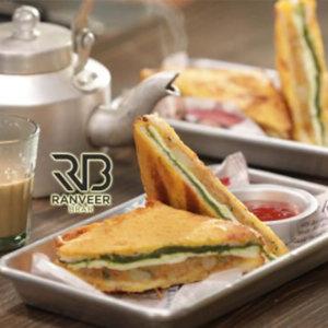 Bread Pakoda monsoon snack