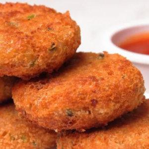 Poha cutlet monsoon snack recipe