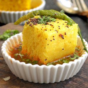 Rasawala Dhokla monsoon snack recipe