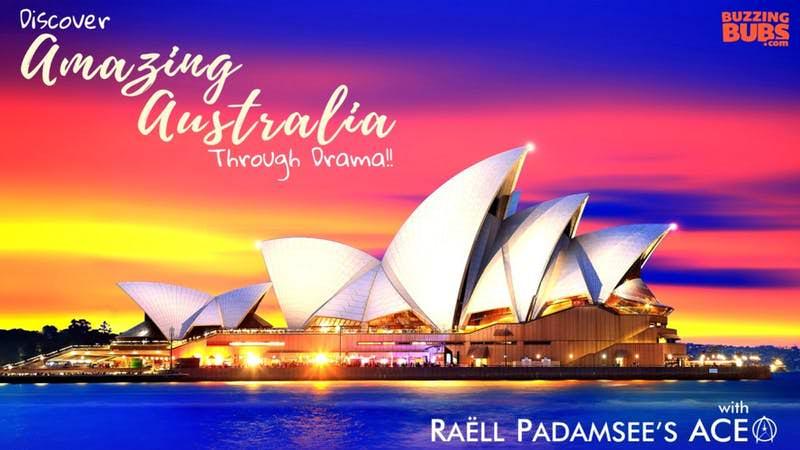 Discover Amazing Australia through Drama Cover Image