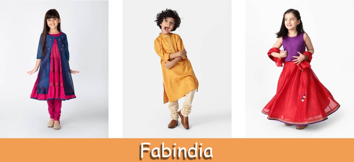 Fabindia ethnic wear