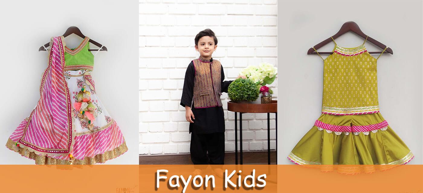 Fayon kids