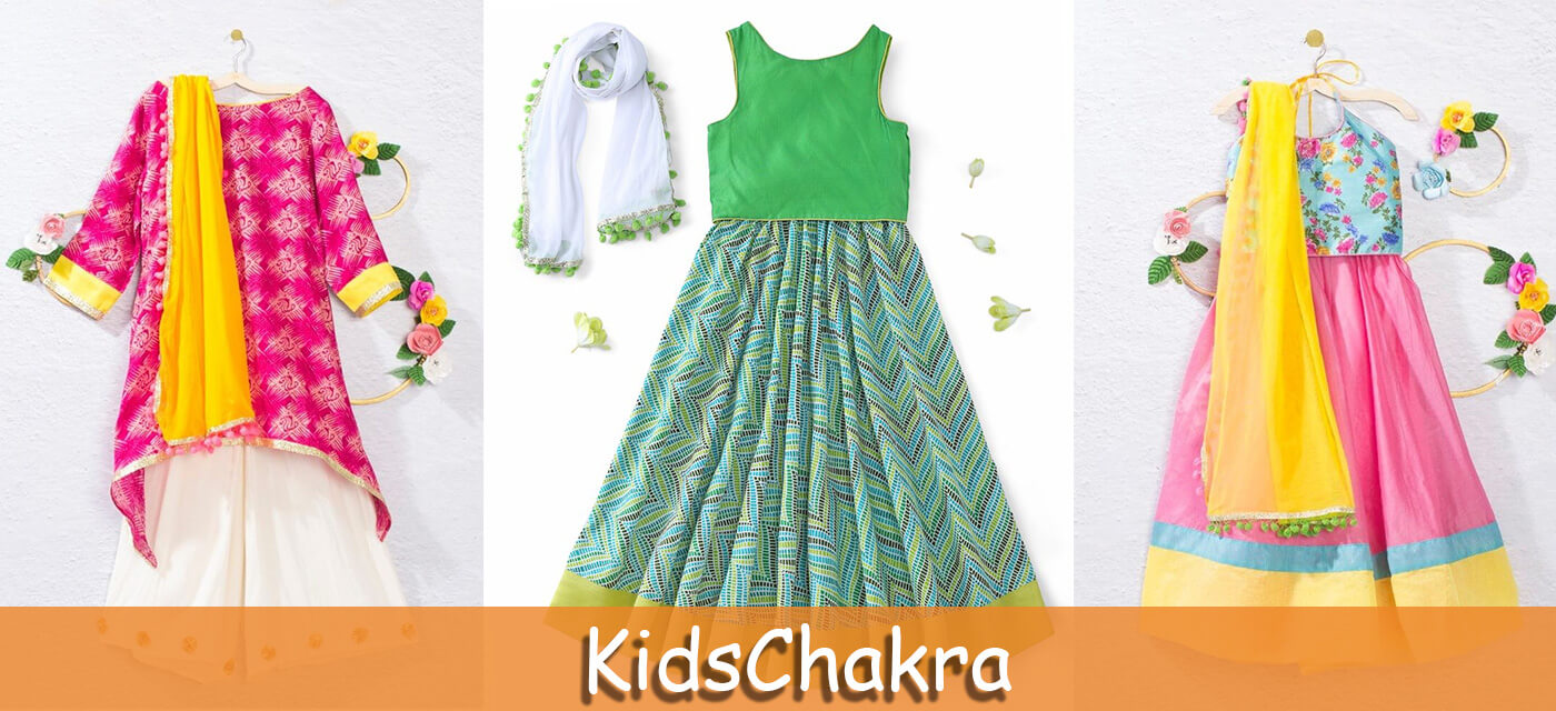 Kids Chakra outfits for kids