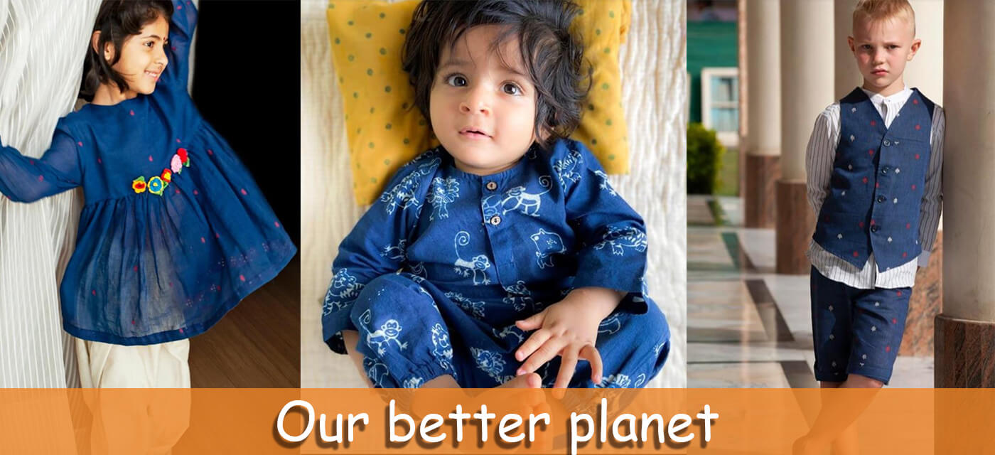 Our better planet ethnic clothes