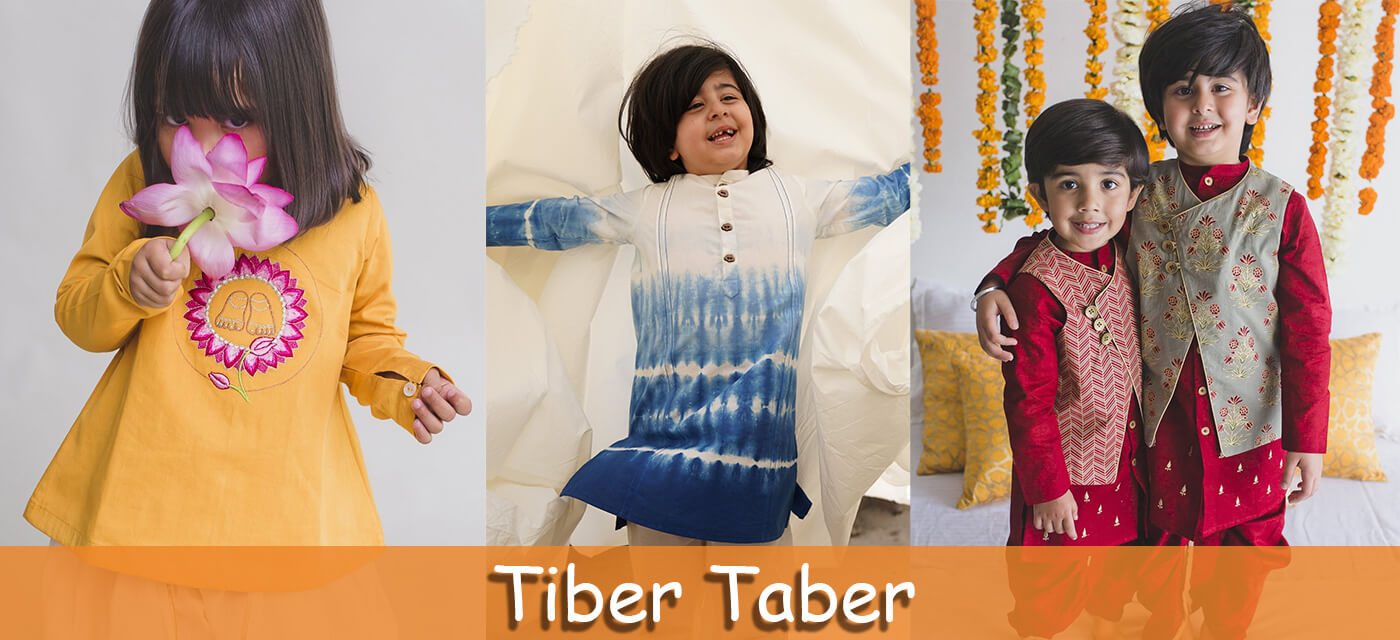 Tiber Taber clothes for kids