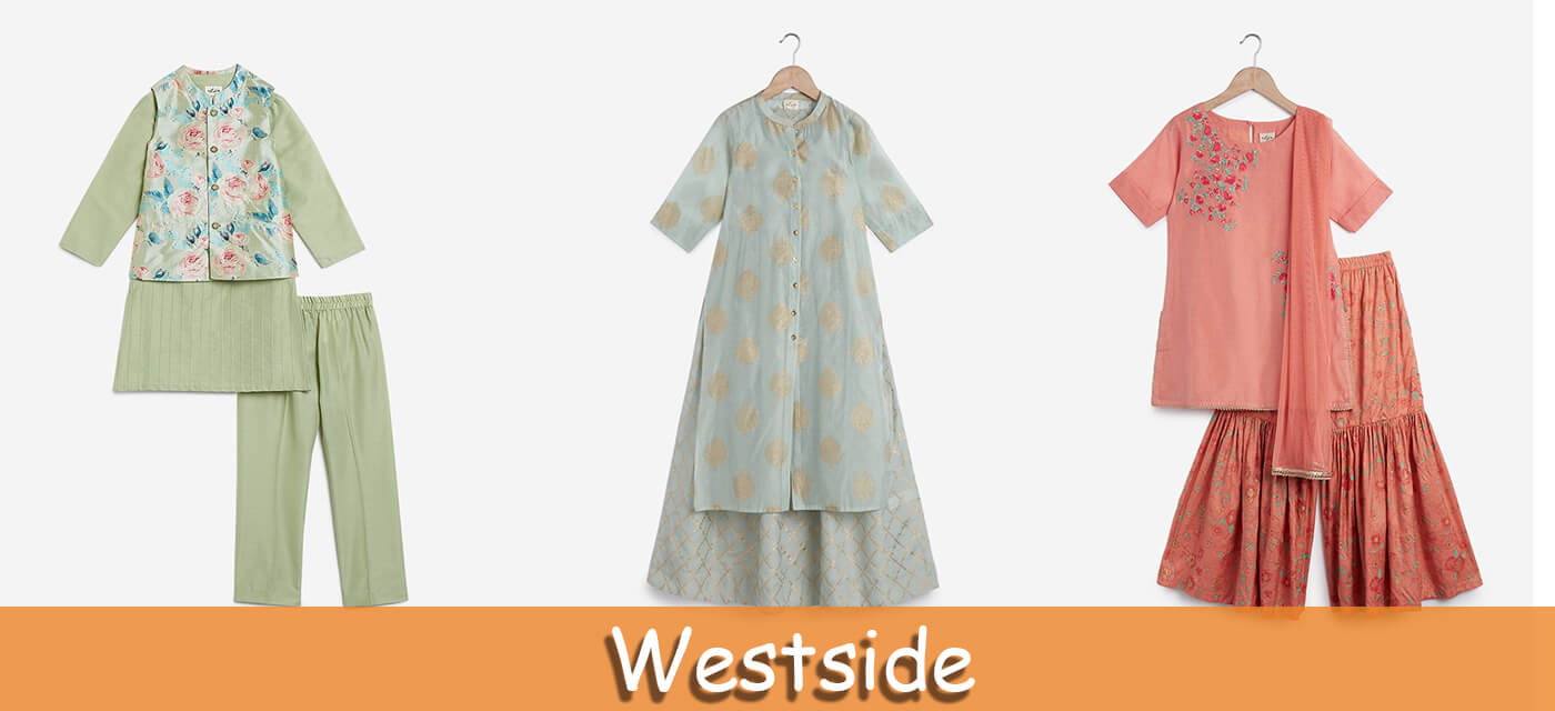 Westside outfits for kids