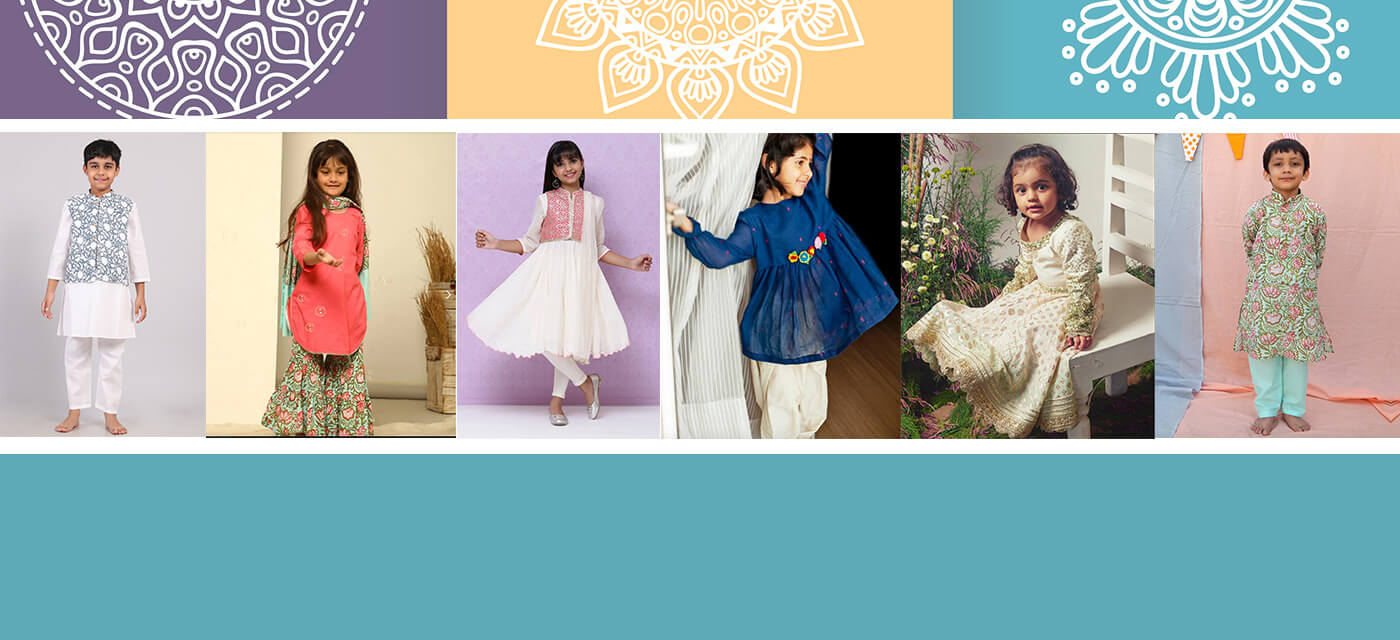 25 Places you can buy ethnic clothes for your kids Cover Image