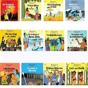 RAMAYANA STORIES Indian Mythology Books