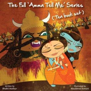 Full Amma Tell Me Series: Mythology books for kids