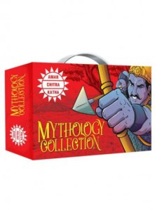 The Complete Indian Mythology Collection by Amar Chitra Katha