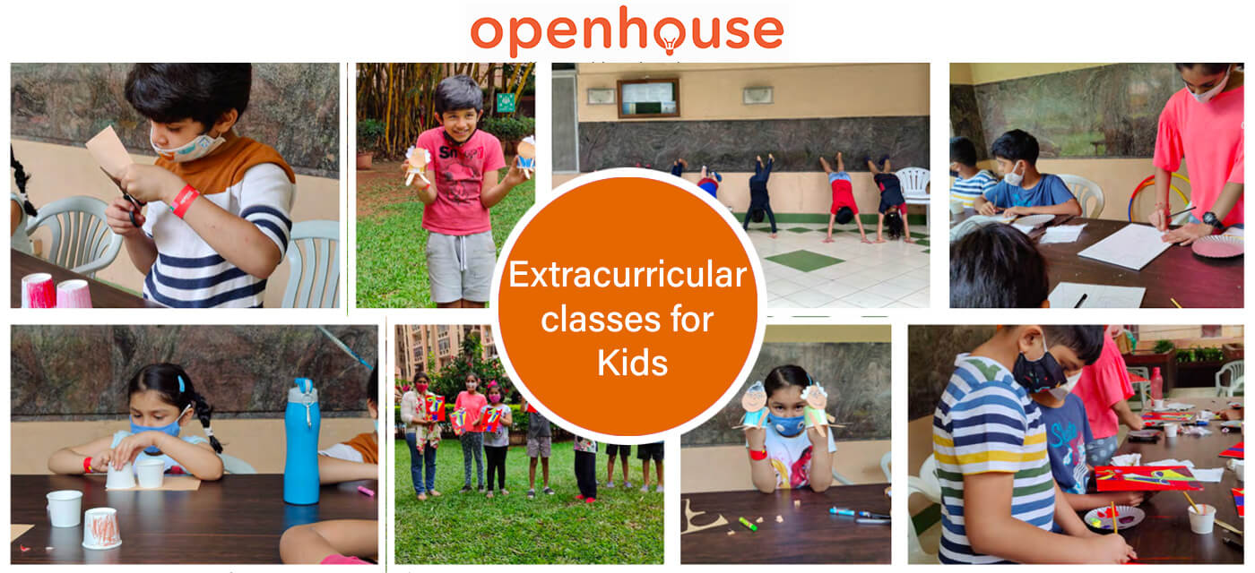 Extracurricular classes by Openhouse that will bring back the FUN! Cover Image